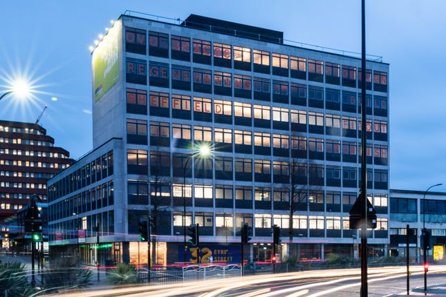 Thumbnail Office to let in Eyre Street, Sheffield