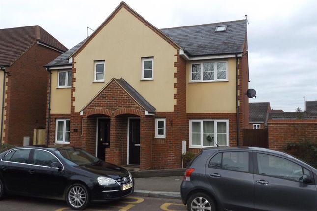 Thumbnail Property to rent in St. Crispin Drive, Duston, Northampton
