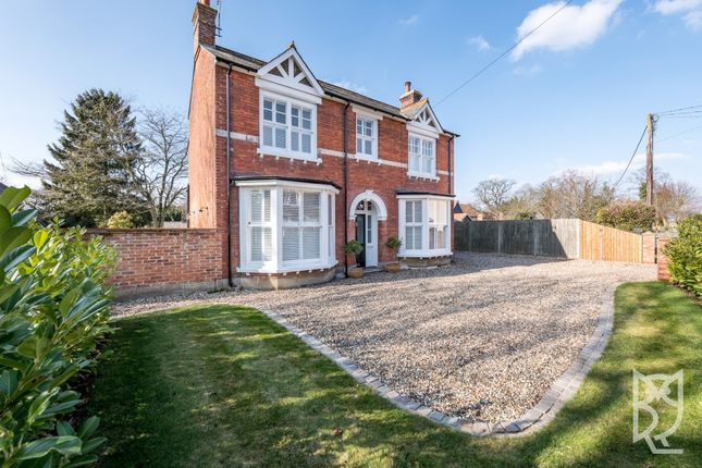 Thumbnail Property for sale in The Street, Ardleigh, Essex