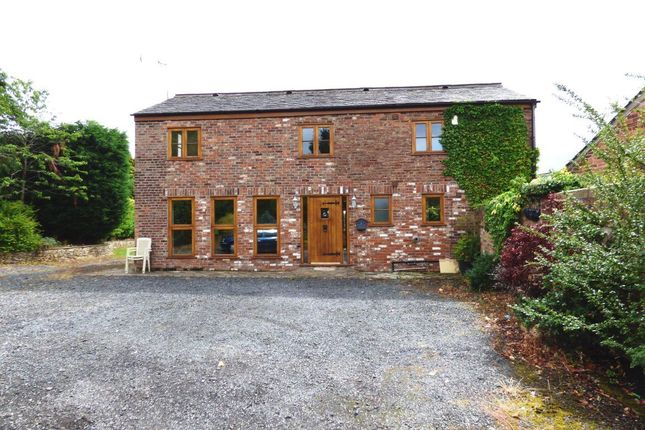 Thumbnail Barn conversion to rent in Bosley, Macclesfield
