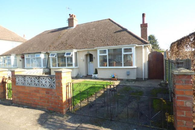 Thumbnail Semi-detached bungalow for sale in Kempston, Bedford