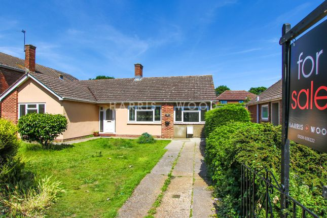 Thumbnail Detached bungalow for sale in St Johns Road, Colchester