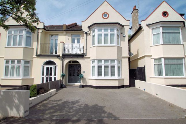 Thumbnail Semi-detached house for sale in Shaftesbury Avenue, Southend-On-Sea