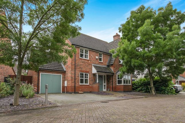 Thumbnail Detached house for sale in Park View West, March