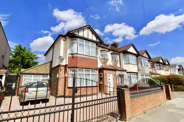 Thumbnail Semi-detached house for sale in Wanstead Lane, Ilford