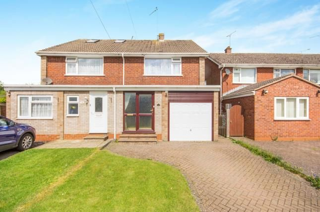 3 bed semi-detached house for sale in Lakin Drive, Bishops Itchington, Southam