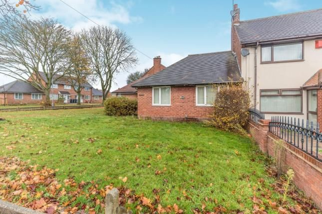 Thumbnail Bungalow for sale in Galloway Avenue, Shard End, Birmingham, West Midlands