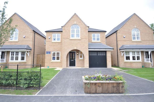 Thumbnail Detached house for sale in Applewood Road, Cottam, Preston, Lancashire