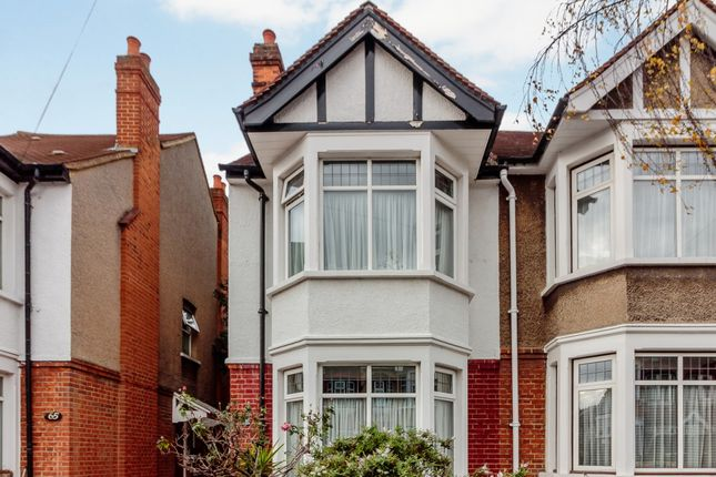 Thumbnail Semi-detached house for sale in Colchester Road, London, London