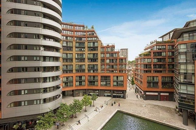 Thumbnail Flat to rent in Merchant Square, East Harbet Road