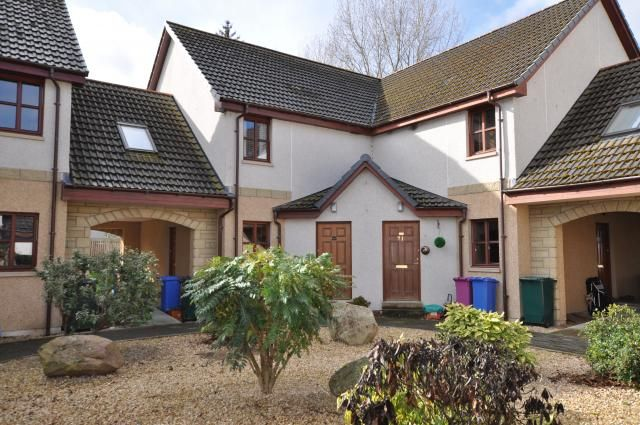 Thumbnail Flat for sale in 65 Balnageith Rise, Forres