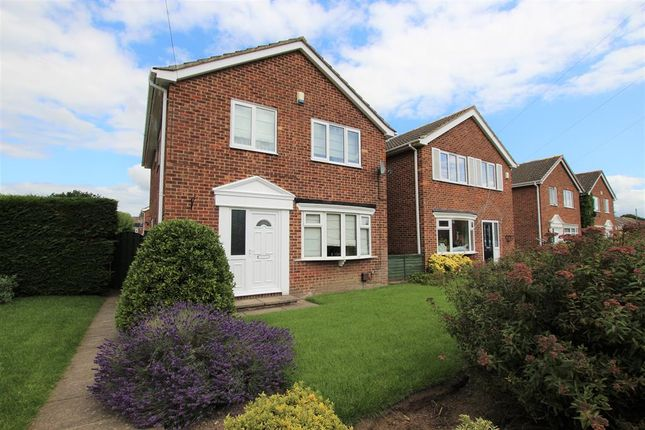 Thumbnail Detached house to rent in Burrill Drive, Wigginton