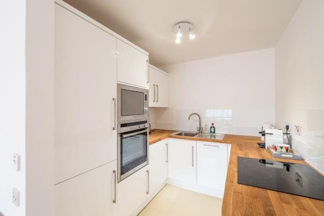 Kitchen of Princes Court, Hawthorn Avenue, Eccles, Manchester M30