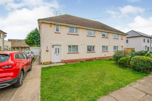 Thumbnail Maisonette for sale in Pen-Y-Dre, Rhiwbina, Cardiff