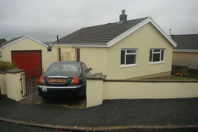 Thumbnail Bungalow to rent in Clos Y Bigney, Fishguard