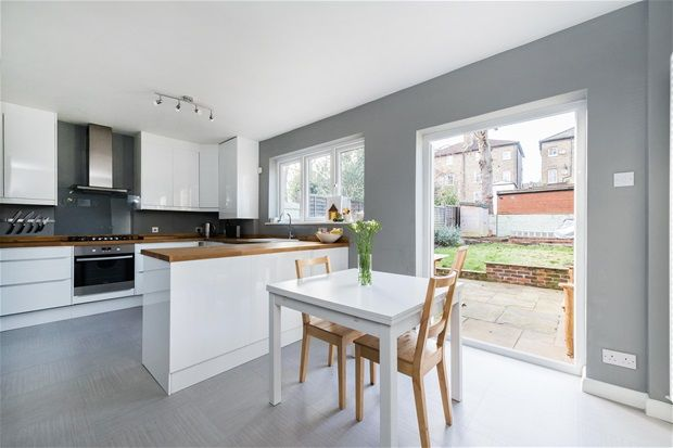 Thumbnail Terraced house for sale in Landcroft Road, London