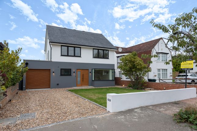 Thumbnail Detached house for sale in Brabourne Rise, Park Langley, Beckenham