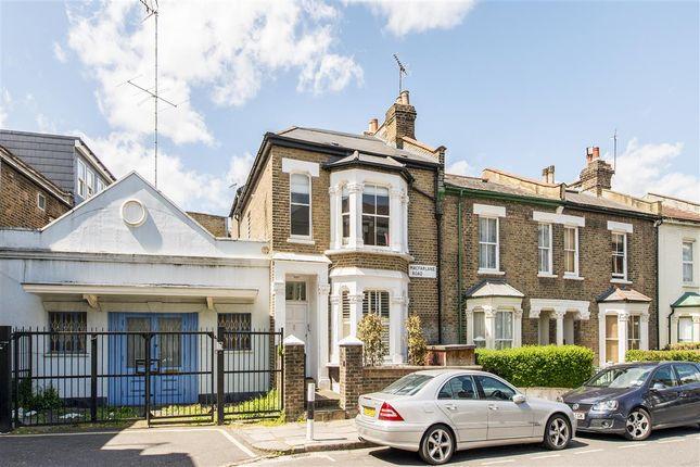 Exterior of Macfarlane Road, London W12