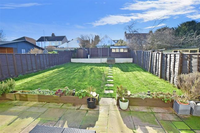 Rear Garden of Haig Avenue, Gillingham, Kent ME7