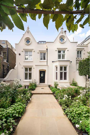 Thumbnail Semi-detached house for sale in Addison Road, London