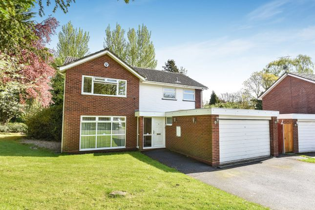 Thumbnail Detached house for sale in Greening Drive, Edgbaston, Birmingham