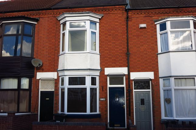 Terraced house to rent in Hopefield Road, West End, Leicester
