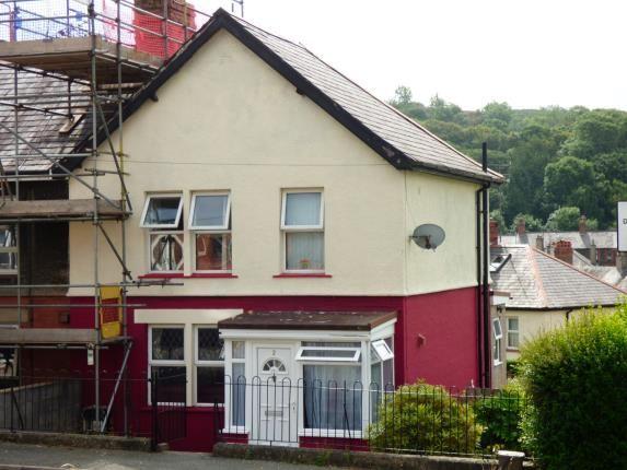 Thumbnail End terrace house for sale in Ffordd Denman, Bangor, Gwynedd