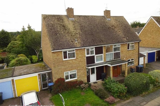 Thumbnail Semi-detached house for sale in Brooklane Field, Harlow, Essex