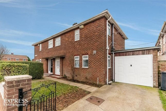 Thumbnail Semi-detached house for sale in Penrith Road, Middlesbrough, North Yorkshire