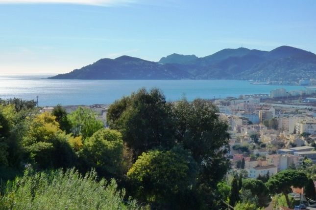 Thumbnail Land for sale in Cannes, Alpes Maritimes, France