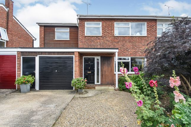 Thumbnail Semi-detached house for sale in The Greenways, Coggeshall, Colchester