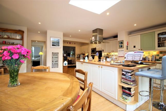 Thumbnail Semi-detached house for sale in Huxtable Hill, Torquay