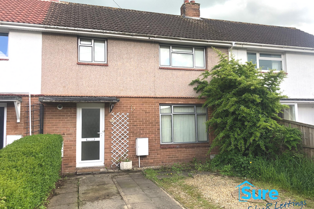 3 bed terraced house to rent in Green Gardens, Brockworth, Gloucester GL3.
