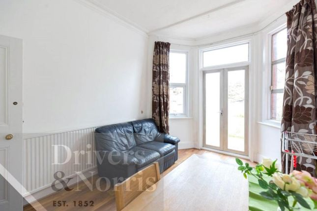 Thumbnail Terraced house to rent in Lyndhurst Road, Bounds Green, London