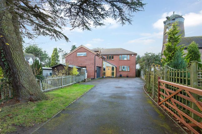 Thumbnail Detached house for sale in Mill Road, Ullesthorpe, Lutterworth