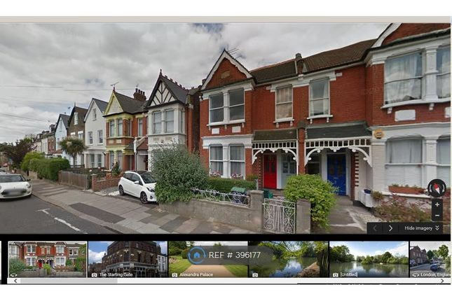 Thumbnail Flat to rent in Wood Green, London