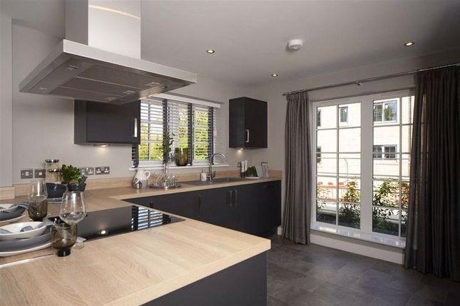 Dining Kitchen of The Finstock, Fellside Development, Chipping PR3
