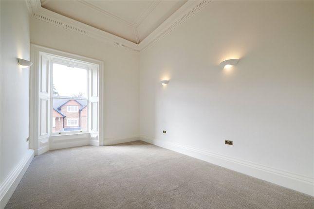 Bedroom of The Moreton, Backford Hall, Backford Park, Chester CH2