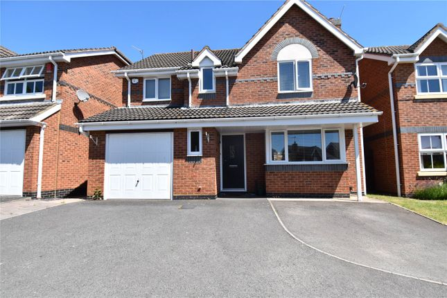 Thumbnail Detached house for sale in Toulouse Drive, Brockhill Village, Norton, Worcester