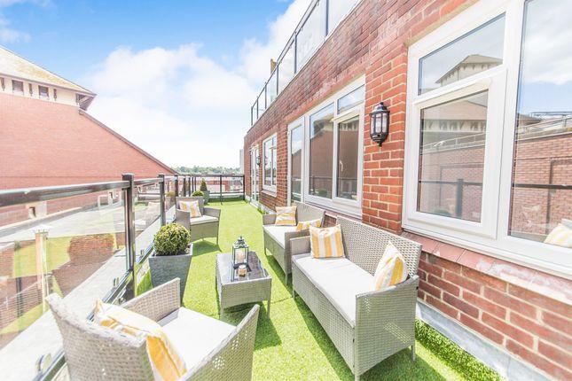 Thumbnail Flat for sale in Queen Street, Ipswich