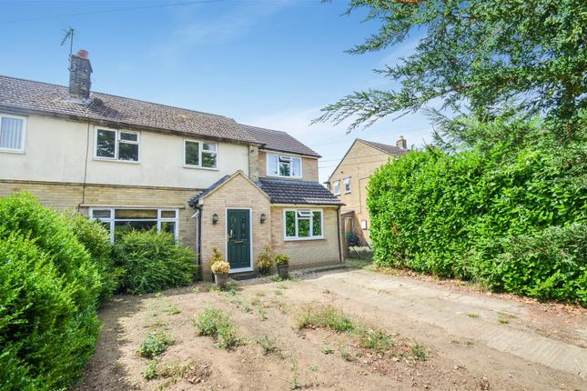 Thumbnail Semi-detached house for sale in Hardwick Road, Hethe, Bicester