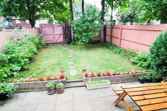 Garden of South Holme Court, Abington, Northampton NN3