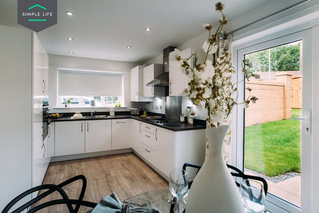 Thumbnail Semi-detached house to rent in Quarrymans View, Worsley, Manchester