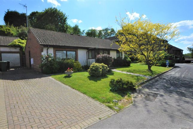 Thumbnail Detached bungalow for sale in Mansell Close, Bexhill-On-Sea
