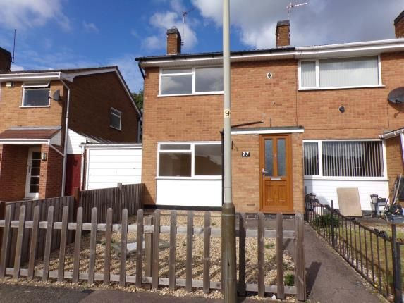 Front of Huntsmans Way, Leicester, Leicestershire LE4