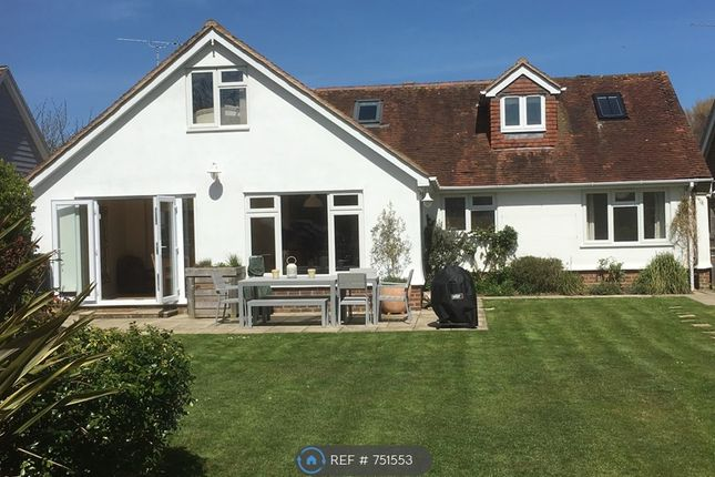 Thumbnail Detached house to rent in Pescotts Close, Chichester