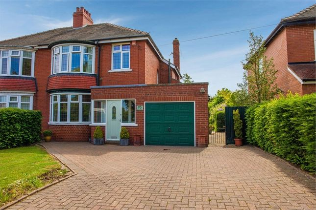 3 bedroom semi-detached house for sale in Junction Road, Stockton-On-Tees, Durham