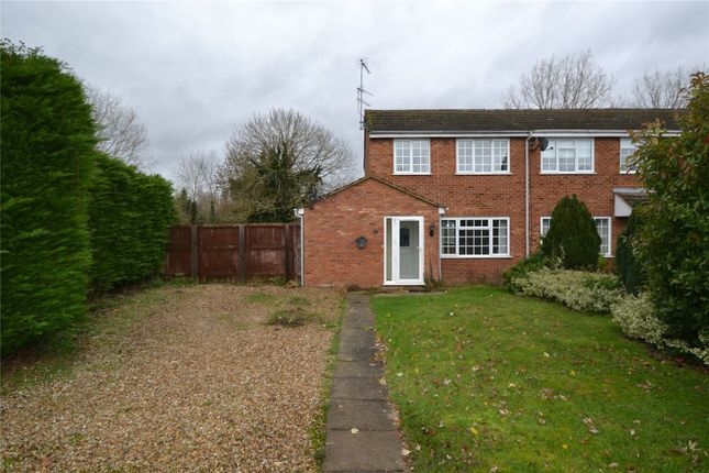 3 bed end terrace house to rent in Otters Brook, Buckingham MK18