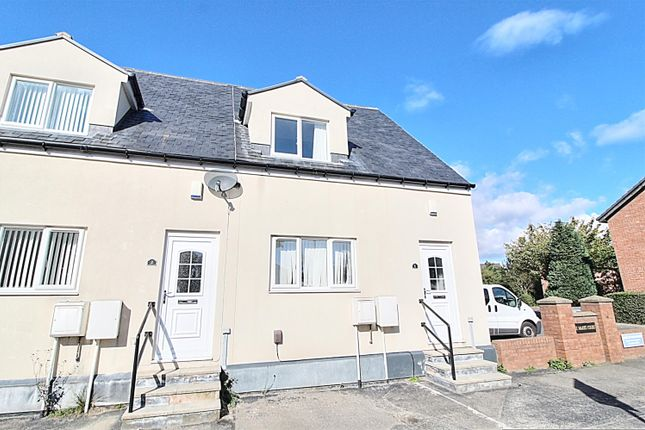 2 bed end terrace house to rent in Earsdon Road, Shiremoor, Newcastle Upon Tyne NE27