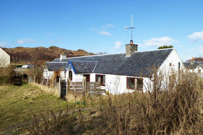 Thumbnail Cottage for sale in 2 Tougal, Morar, Morar Sands